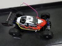 BSD racing 2.1 engine rc car