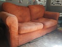 Pre-loved sofabed going free