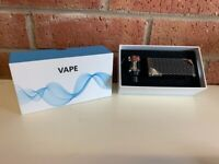 Tribus Vape E Cigarette Starter Kit Stainless Steel 80w