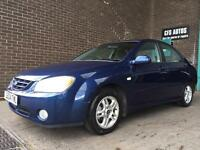 2004 KIA CERATO ***ONLY 47,000 MILES FROM NEW***