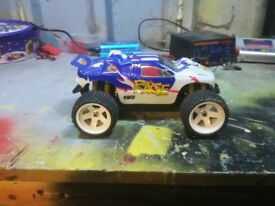 XTM Rage RC Car - Vintage