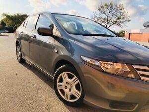 2012 Honda City VTI Auto Low kms $10,990 Victoria Park Victoria Park Area Preview