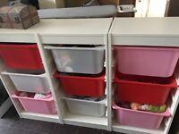 Ikea storage combination