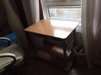 Computer desk | Office chair | Chest of drawers for sale