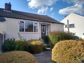 2 bedroom bungalow to rent in Pudsey newly renovated