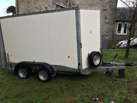 Ifor Williams Box Van Trailer BV106 in excellent condition