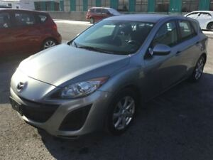 2011 Mazda MAZDA3 5SPD!FULLY LOADED!FULLY CERTIFIED@NO EXTRA CHA