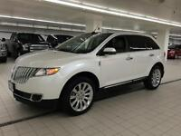 2015 LINCOLN MKX LUXE