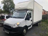 For sale my iveco daily luton 35S11 Automatic white 2012 Reg