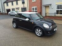 MINI 1.6 COOPER DIESEL 3dr 2011! 12 MONTHS MOT! FREE ROAD TAX! GOOD CONDITION!!