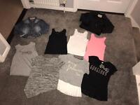Girls bundle of clothes age 5-6
