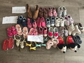 Various children shoes 50p - £2