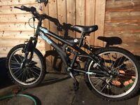 "Boys/girls/unisex Mountain bike 20"""