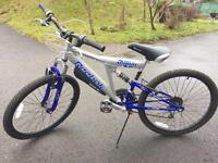 "Boys 16"" Reebok mountain bike £35"