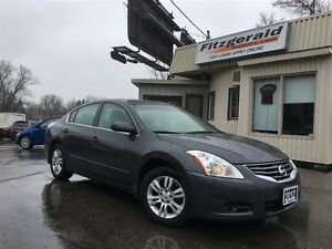 2012 Nissan Altima 2.5 S - ALLOYS! SUNROOF! HEATED SEATS!