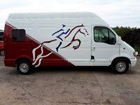 3.5 ton horsevan/horsebox