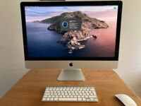 27 inch iMac late 2013 3.4ghz 8GB RAM 250GB SSD Great condition