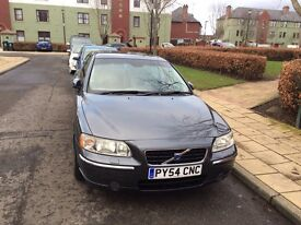Volvo S60 2L Turbo. K &N air filter, Great condition, MOT 2017