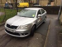 Leeds taxi plated Skoda Octavia VRS for sale