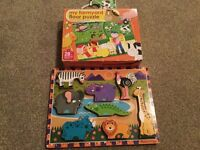 2 children's Jigsaws