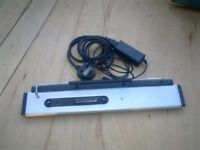 Docking station / Port replicator for HP Compaq EVO laptop complete with power cable