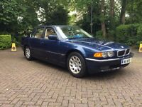 BMW 7 SERIES 2.8 728i 4dr For Sale