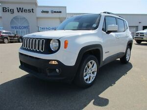 2015 Jeep Renegade NORTH LATITUDE EDITION 4x4 / HEATED SEATS / E