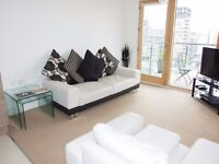 EXCEPTIONAL ONE DOUBLE BEDROOM APARTMENT AVAILABLE NEAR SOUTH QUAY STATION, CANARY WHARF