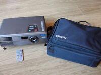 Epson EMP-52 LCD Multimedia Data/Video Projector