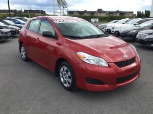 2014 Toyota Matrix 1.8L Gr. Electrique*Air*Bluetooth Automatique