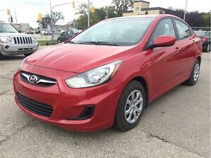 2012 Hyundai Accent GLS *REDUCED FOR A QUICK SALE*