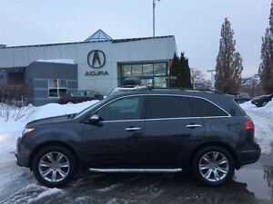 2013 Acura MDX ELITE NAV DVD ACURA CERTIFIED PROG 7 YEARS 130K
