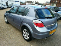 2005- Vauxhall Astra 1.6 Sxi 5DR Hatchback Hpi Clear,02 Keys,Full Service,Mot