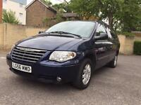 CHRYSLER GRAND VOYAGER 2.8 CRD LIMITED ** FSH ** 6 MONTHS WARRANTY