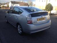 2008 AUTO TOYOTA PRIUS T3 1.5 WITH 10 MONTHS MOT QUICK SALE