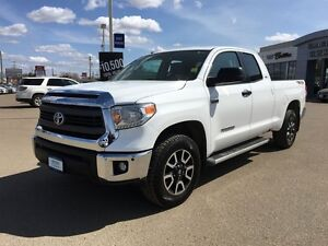 2014 Toyota Tundra Double Cab SR5 TRD Off-Road 4WD 5.7L *Backup