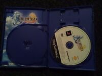 PLAYSTATION 2 GAME FINAL FANTASY X