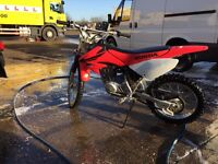 Honda crf100 2007(not kxf,crf250,crf150,yzf,pit bike)