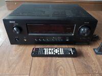 Denon AVR-1912 7.1 Channel 125 Watt Receiver