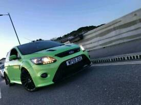 2009 Ford Focus RS 418bhp
