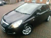 Vauxhall Corsa 1.4 i 16v SXi 3dr with Panoramic Sunroof   2007   HPI Clear