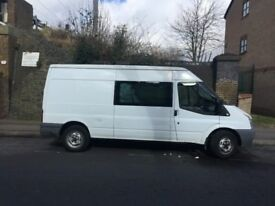 Crew Van Ford Transit for sale(09)
