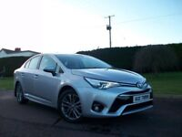 Sep 2015 Toyota Avensis BUSINESS EDITION VALVEMATIC*NEW MODEL*LOW MILES*