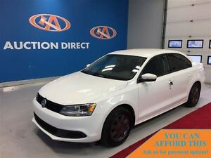 2014 Volkswagen Jetta 2.0L Trendline, BLUETOOTH, FINANCE NOW!