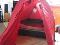 Blacks Krypton 2 Person tent, Like Terra Nova Voyager/ North Face Tadpole