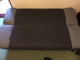 Double sofa bed 3 seaters