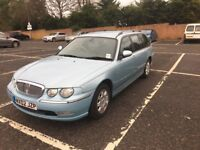 Rover 75 Tourer diesel in Wedgwood Blue low mileage