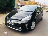 TOYOTA PRIUS PLUS 2014 7 SEATER UK MODEL 1 OWNER HPI CLEAR NOT MERCEDES VW BMW AUDI GALAXY SHARAN