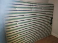 Double bed matress VGC