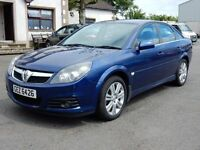 2006 vauxhall vectra 1.9 cdti special only 75000 miles, motd july 2017 all cards welcome